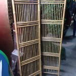Ornate Bamboo Screen - Prop For Hire