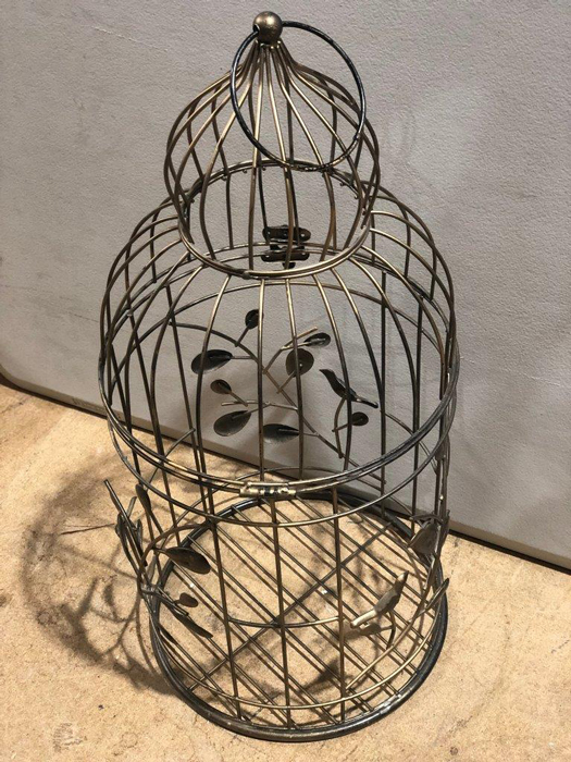 Ornate Bird Cage - Prop For Hire