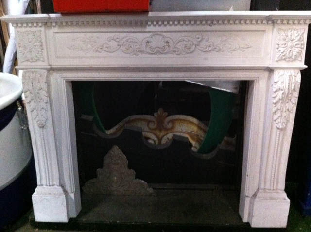 Ornate Fireplace - Prop For Hire
