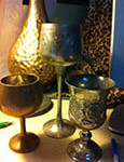 Ornate Goblets - Prop For Hire