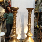 Ornate Large Candelabra - Prop For Hire