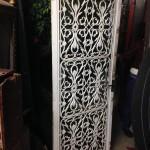 Ornate Metal Screen Door - Prop For Hire