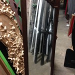 Ornate Mirror Door - Prop For Hire