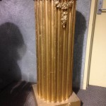 Ornate Plinth - Prop For Hire