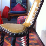 Ornate Stool - Prop For Hire