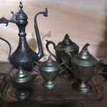 Ornate Teapots - Prop For Hire