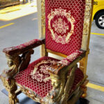 Regal Throne - Prop For Hire