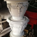 Ornate white - Prop For Hire