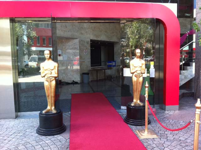 Oscars Entrance - Prop For Hire