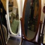Oval Standup Mirrors - Prop For Hire