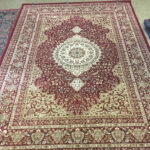 Over Powered Persian Rug - Prop For Hire