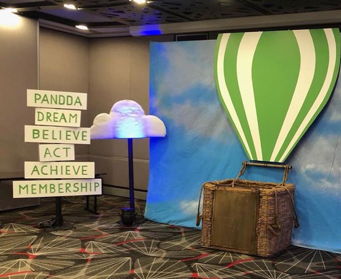Paanda Balloon - Prop For Hire