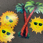 Palms and Suns - Prop For Hire