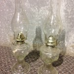 Paraffin Lamps - Prop For Hire