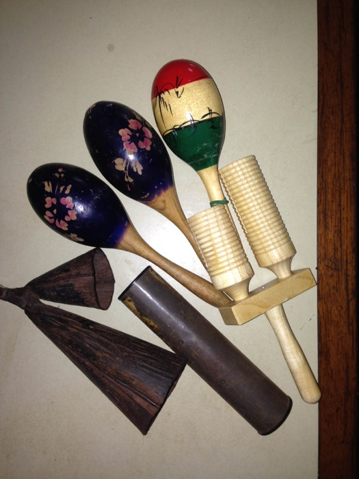 Percussion Instruments - Prop For Hire