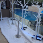 Perspex Tree Cutouts - Prop For Hire