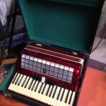 Piano Accordian - Prop For Hire