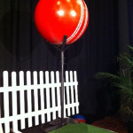 Picket Fence Astroturf - Prop For Hire