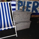 Pier Sign - Prop For Hire
