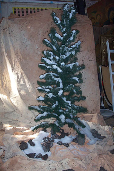 Pine Trees 1 - Prop For Hire