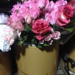 Pink Roses - Prop For Hire