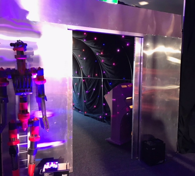 Pinlight Tunnel - Prop For Hire