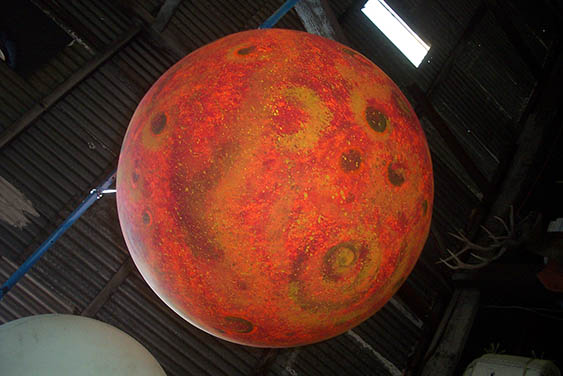 Planet 2 - Prop For Hire