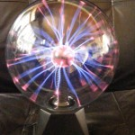 Plasma Ball - Prop For Hire