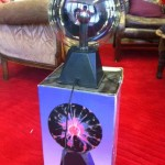 Plasma Ball Light - Prop For Hire