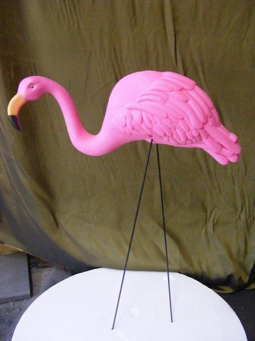 Plastic Flamingo - Prop For Hire