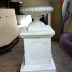 Plinth And Urn - Prop For Hire