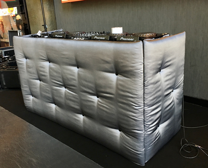 Plush Bar - Prop For Hire