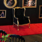 Plush Red Carpet - Prop For Hire