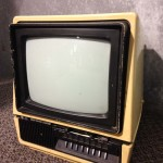 Portable Television - Prop For Hire