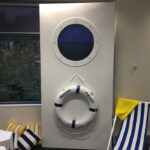Porthole Windows - Prop For Hire