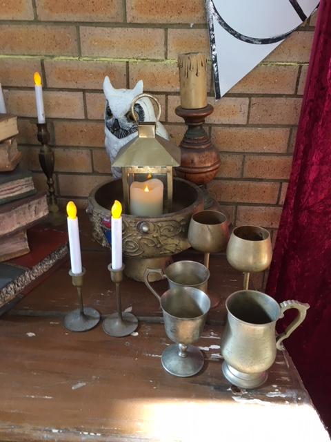 Potter Table 1 - Prop For Hire