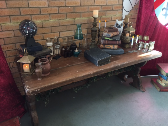 Potter Table 2 - Prop For Hire