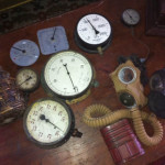 Pressure Guages - Prop For Hire