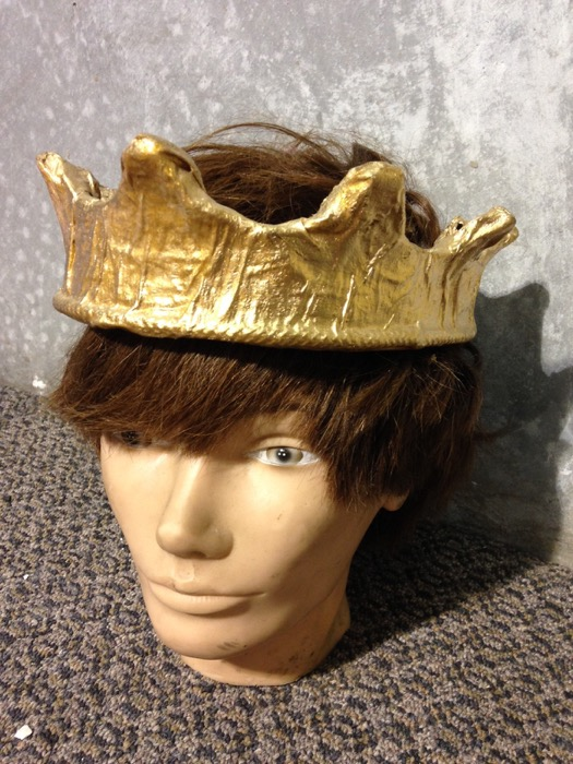 Prince Crown - Prop For Hire