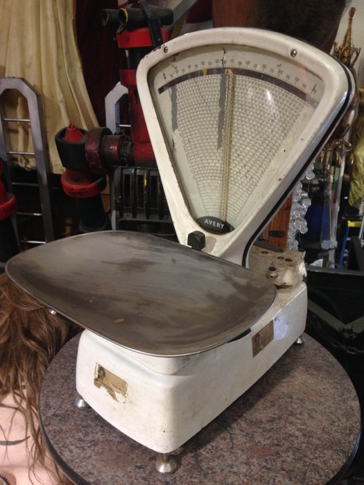 Produce Scales 2 - Prop For Hire