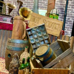 Prohibition Boxes - Prop For Hire