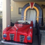 Prop Sports Car - Prop For Hire