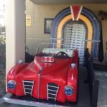 Prop Sports Car - Prop For Hire