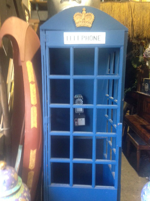 Public Telephone Box 1 - Prop For Hire