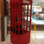 Public Telephone Box 2 - Prop For Hire
