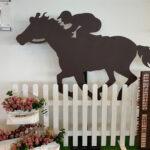 Racehorse Entrance - Prop For Hire