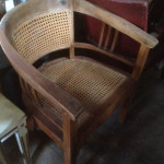 Rattan Chair - Prop For Hire