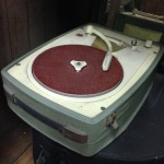 Record Player 1 - Prop For Hire