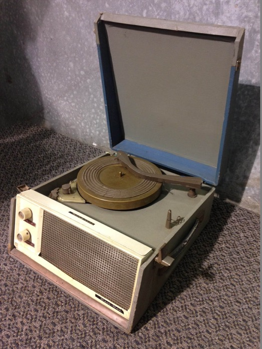 Record Player 3 - Prop For Hire
