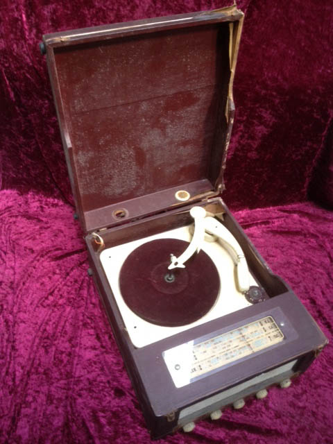 Record Player 4 - Prop For Hire